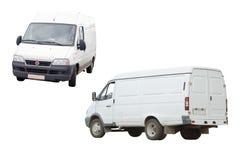 Vans Stock Image
