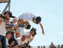 Vans Spring Classic 2015 Stock Photography
