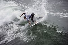 Vans US open of surfing competition Royalty Free Stock Photography