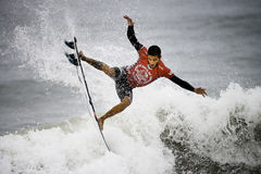 2015 Vans US open of surfing competition Royalty Free Stock Photography