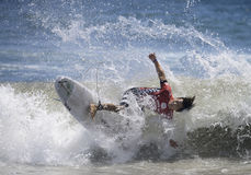 2015 Vans US open of surfing competition Royalty Free Stock Image