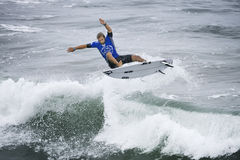 2015 Vans US open of surfing competition Stock Image
