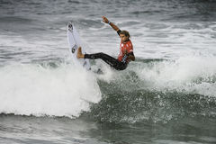 2015 Vans US open of surfing competition Stock Images