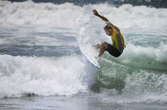 2015 Vans US open of surfing competition Stock Photography
