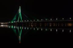 Vansu桥梁 库存图片