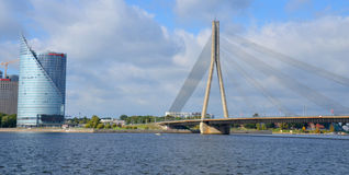 Vansu桥梁 免版税库存图片