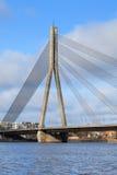 Vansu-Brücke Stockfotografie