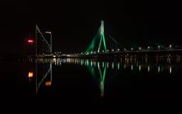 Vansu bro Fotografering för Bildbyråer