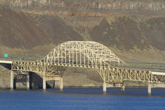 Vantage Bridge Royalty Free Stock Image