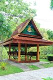 Vantage pavilion Royalty Free Stock Image