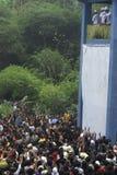 VANTAGEM DE ENFRAQUECIMENTO DA RUPIA DE INDONÉSIA Fotografia de Stock