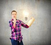 Vantaggio di istruzione Fotografia Stock