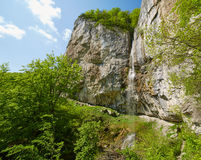 Vanturatoarea waterfall Stock Photos