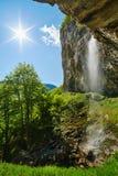 Vanturatoarea waterfall Royalty Free Stock Images