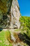 Vanturatoarea waterfall Stock Images