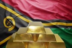 Vanuatu gold reserves Stock Images