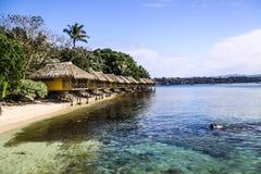 Vanuatu Islands in May 2015. Vanuatu Islands beaches in May 2015 royalty free stock photo