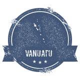 Vanuatu mark. Royalty Free Stock Photo