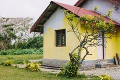 Vanuatu-Schule Stockbild