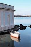 Vanvitelliana de Casina, Fusaro, Bacoli Photos stock