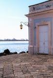 Vanvitelliana de Casina, Fusaro, Bacoli Photos libres de droits