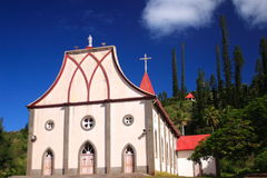 Vao church Royalty Free Stock Images