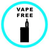 Vape gratuit Image libre de droits