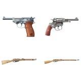 Vapen Arkivbilder