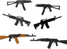 vapen Fotografering för Bildbyråer