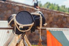 Vapen av det 18th århundradet royaltyfri fotografi