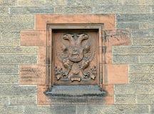 Vapensköld av staden av Perth, Skottland Royaltyfri Bild