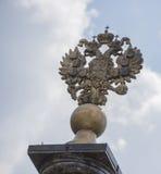 Vapensköld av det ryska väldet Royaltyfria Foton