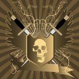 vapenvektor Royaltyfri Bild