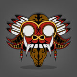Vapeur Barong punk Bali Image stock