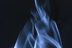 Vapeur bleue B photographie stock