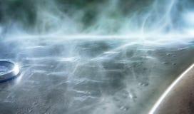 Vapeur d'eau de vapeur photo libre de droits