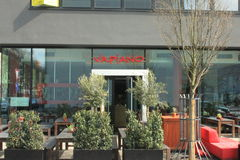 Vapiano Frankfurt Royalty Free Stock Photos