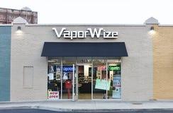 Vapor Wise Memphis, TN Stock Photography