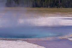 Vapor y niebla del poond del azufre Imagen de archivo libre de regalías