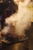 Vapore cinese Fotografia Stock Libera da Diritti