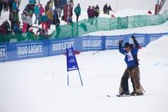 Vaqueiro Downhill Stampede fotos de stock