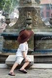 Vaqueiro Kid Foto de Stock
