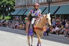 Vaquera de Oregon Imagenes de archivo