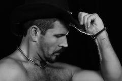 Vaquero Foto de archivo