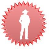 Vaquero stock de ilustración