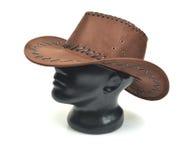 Vaquero del sombrero Fotografía de archivo libre de regalías