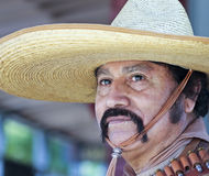 A Vaquero of Helldorado, Tombstone, Arizona Stock Images