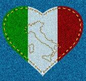 Vaqueros de Italia Imagen de archivo libre de regalías