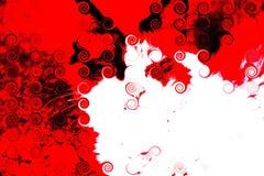 Vaquinha Grunge Fotos de Stock Royalty Free