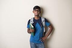 Varón indio adolescente Fotografía de archivo